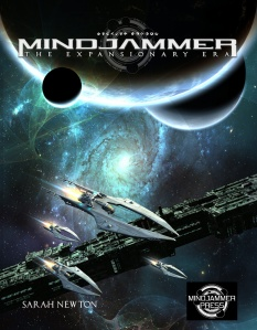 The second edition Mindjammer RPG