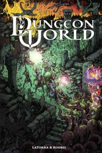 Dungeon World cover