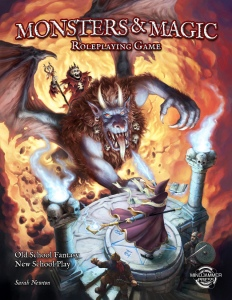 Monsters & Magic RPG