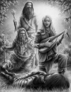 2101-11_Bard_Singing_Over_Injured_Warrior_thumb
