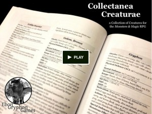 Collectanea_Creaturea_Kickstarter