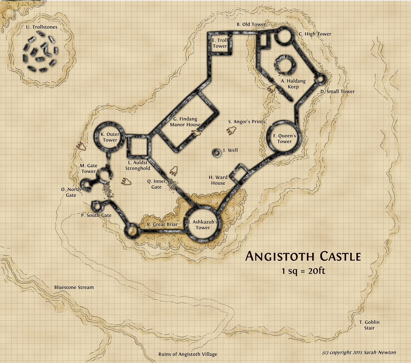 World building a first look at angistoth castle sarah newton writer blackfear dungeon level zerov3small gumiabroncs Gallery