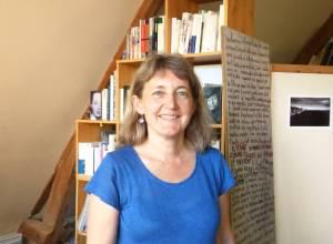 Animatrice et écrivaine Frédérique Niobey